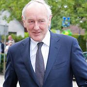 NLD/Loosdrecht/20120623 - Koningin Beatrix bezoekt vlootschouw nij het 100 jarig bestaan van watersportvereniging WNL  , Johan Remkes