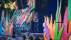 Ego Kill Talent se apresenta no Palco Atlântida durante a 22ª edição do Planeta Atlântida. O maior festival de música do Sul do Brasil ocorre nos dias 3 e 4 de fevereiro, na SABA, na praia de Atlântida, no Litoral Norte gaúcho.  Foto: Lucas Uebel / Agência Preview