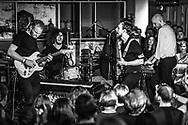 Icelandic alternative-rock band Agent Fresco at Iceland Airwaves