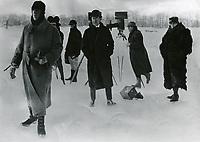 1914 DW Griffith filming Dawn East