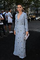PFW - Vogue Party Arrivals - 03 July 2018