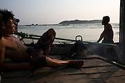 Ngapali Beach, Thandwe, Rakhine State