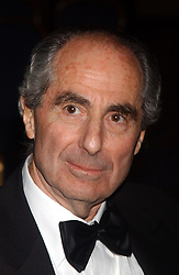 File photo taken on November 20 2002 of Philip Roth attending the 53rd National Book Awards ceremony in New York City, NY, USA. One of the great American authors, Philip Roth, has died aged 85. The Pulitzer, National Book Award and Man Booker International Prize-winning novelist's work drew its inspiration from Jewish family life, sex and American ideals. Photo by Dennis Van Tine/ABACAPRESS.COM