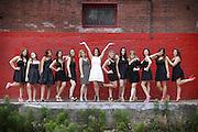 Kansas City Wedding Photographer. Bachelorette Party Photo Session