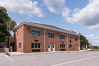 Exterior image of Emanuel United Methodist Church in Laurel Maryland by Jeffrey Sauers of Commercial Photographics, Architectural Photo Artistry in Washington DC, Virginia to Florida and PA to New England