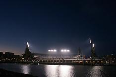 20101006 - NLDS Atlanta Braves at San Francisco Giants - Practice (Major League Baseball)