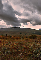 Late Summer Tatshenshini-Alsek Provincial Park Panorama from the Haines Highway. Two of Five.