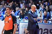 DESCRIZIONE : Varese Lega A 2013-14 Cimberio Varese Sidigas Avellino<br /> GIOCATORE : Coach Vitucci Francesco<br /> CATEGORIA : Ritratto/delusione<br /> SQUADRA : Sidigas Avellino<br /> EVENTO : Campionato Lega A 2013-2014<br /> GARA : Cimberio Varese Sidigas Avellino<br /> DATA : 03/11/2013<br /> SPORT : Pallacanestro <br /> AUTORE : Agenzia Ciamillo-Castoria/I.Mancini<br /> Galleria : Lega Basket A 2013-2014  <br /> Fotonotizia : Varese Lega A 2013-14 Cimberio Varese Sidigas Avellino<br /> Predefinita :