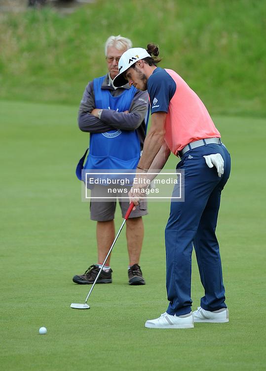Gareth Bale - St Andrews Old Course - 20-07-2016<br /> <br /> Gareth Bale at the Old Course in St Andrews<br /> <br /> (c) David Wardle   Edinburgh Elite media