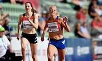 Friidrett , 15. juni 2017 ,  Diamond League , Bislett Games<br /> Hanna Palmquist , SWE 400 m h