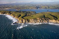 Tomales Point and Elephant Rock looking northeast, North Coast MLPA study site