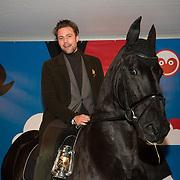 NLD/Leeuwarden/20180127 - Alexander en Maxima openen Leeuwarden-Fryslân 2018, Jelle de Jong op een Fries paard