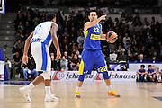 DESCRIZIONE : Eurolega Euroleague 2015/16 Group D Dinamo Banco di Sardegna Sassari - Maccabi Fox Tel Aviv<br /> GIOCATORE : Taylor Rochestie<br /> CATEGORIA : Palleggio Mani <br /> SQUADRA : Maccabi FOX Tel Aviv<br /> EVENTO : Eurolega Euroleague 2015/2016<br /> GARA : Dinamo Banco di Sardegna Sassari - Maccabi Fox Tel Aviv<br /> DATA : 03/12/2015<br /> SPORT : Pallacanestro <br /> AUTORE : Agenzia Ciamillo-Castoria/C.Atzori