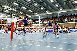 20170430 NED: Eredivisie, VC Sneek - Sliedrecht Sport: Sneek<br />Overview Sneker Sporthal, Sneek <br />©2017-FotoHoogendoorn.nl / Pim Waslander