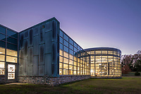 Architectural image of Harford County Public Labrary in Abingdon MD by Jefrey Sauers of CPI Productions