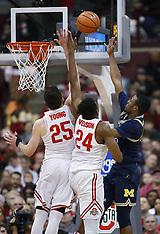 Michigan vs Ohio State - 04 Dec 2017