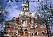 Southwest PA, Blair County Courthouse, Hollidaysburg, Pennsylvania