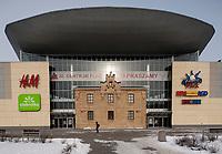 """26.01.2014 Suwalki woj podlaskie N/z najwieksze centrum handlowe """" Suwalki Plaza """"  fot Michal Kosc / AGENCJA WSCHOD"""