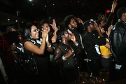 Crowds at The Bilal Show produced by Jill Newman Productions held at Highline Ballroom on March 8, 2008