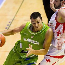 20140725: SLO, Basketball - Adecco Cup 2014, Slovenia vs Georgia