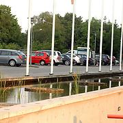 NLD/Hilversum/20070601 - auto's op het mediapark