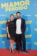 12118 'Mi amor perdido' Madrid Premiere