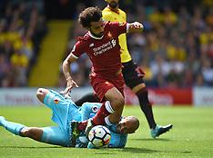 Watford v Liverpool - 12 Aug 2017