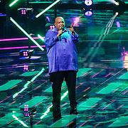 NLD/Hilversum/20190201- TVOH 2019 1e liveshow, optreden Bryan B.