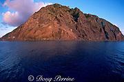 Saba Island, Netherlands Antilles, ( Eastern Caribbean Sea )