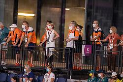 Team Netherlands<br /> Olympic Games Tokyo 2021<br /> © Hippo Foto - Dirk Caremans<br /> 27/07/2021