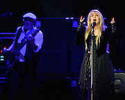 """WASHINGTON, DC - April 9th  2013 -  Stevie Nicks of Fleetwood Mac performs at the Verizon Center in Washington, D.C. during the band's 2013 World Tour. Fleetwood Mac, touring for the first time since 2009, is including two new songs in their setlist, """"Sad Angel"""" and """"Without You."""" (Photo by Kyle Gustafson/For The Washington Post)"""