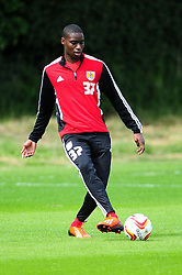 Bristol City's new signing Jordan Wynter - Photo mandatory by-line: Dougie Allward/JMP - Tel: Mobile: 07966 386802 27/06/2013 - SPORT - FOOTBALL - Bristol -  Bristol City - Pre Season Training - Npower League One