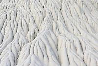 Erosion patterns in Wahweap Hoodoos, Grand Staircase Escalante National Monument Utah