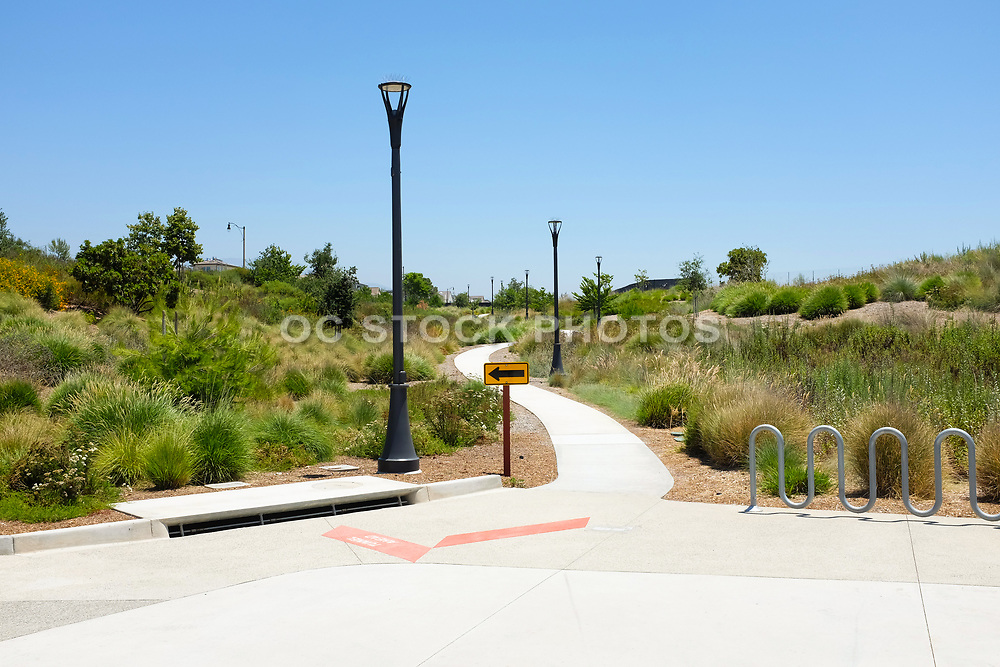Pedestrian and Bike Trail in the Upper Bee and Bosque Area