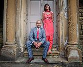 Anu & Ranjit Location Portraits