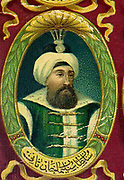 Suleiman II (1642 – 1691) Sultan of the Ottoman Empire from 1687 to 1691. The younger brother of Mehmet IV (1648–87),