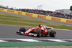 July 15, 2017 - Silverstone, Great Britain - Motorsports: FIA Formula One World Championship 2017, Grand Prix of Great Britain, .#7 Kimi Raikkonen (FIN, Scuderia Ferrari) (Credit Image: © Hoch Zwei via ZUMA Wire)