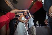 Kai & Kelsie wedding day at Indian Summer Country Club.