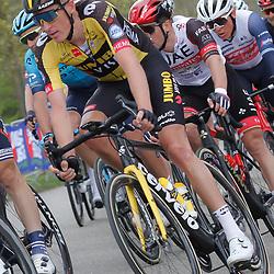 18-04-2021: Wielrennen: Amstel <br />Gold Race men: Berg en Terblijt <br />Robert Gesink