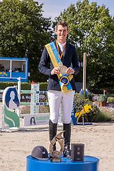 Verlooy Jos, BEL, Varoune<br /> Belgisch Kampioenschap Jumping  <br /> Lanaken 2020<br /> © Hippo Foto - Dirk Caremans<br /> <br />  05/09/2020