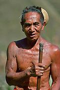 Ifugao man, Banaue, Philippines