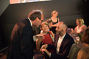 Stephen Deuchar; Judith Nesbitt; Hugh Mulholland  THE MAC, The £100,000 Art Fund Prize for the Museum of the Year,   Tate Modern, London. 1 July 2015