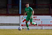 Ben Hinchliffe. Weymouth FC 1-0 Stockport CountyFC. Vanarama National League. Bob Lucas Stadium. 6.3.21