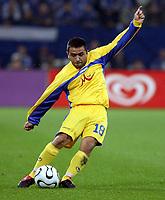 Fotball<br /> Foto: imago/Digitalsport<br /> NORWAY ONLY<br /> <br /> 06.04.2006  <br /> <br /> Miroslav Ivanov (Levski Sofia) <br /> <br /> FC Schalke 04 - PFK Levski Sofia 1:1<br /> UEFA Cup 2005/2006