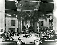 1929 Grauman's Chinese Theater movie premiere