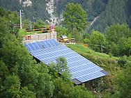 Chiesa Valmalenco (SO),pannelli solari