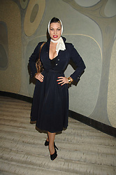 IMMODESTY BLAIZE at the launch party for 'The End of Summer Ball' in Berkeley Square held at Nobu Berkeley, 15 Berkeley Street, London on 7th April 2008.<br /><br />NON EXCLUSIVE - WORLD RIGHTS