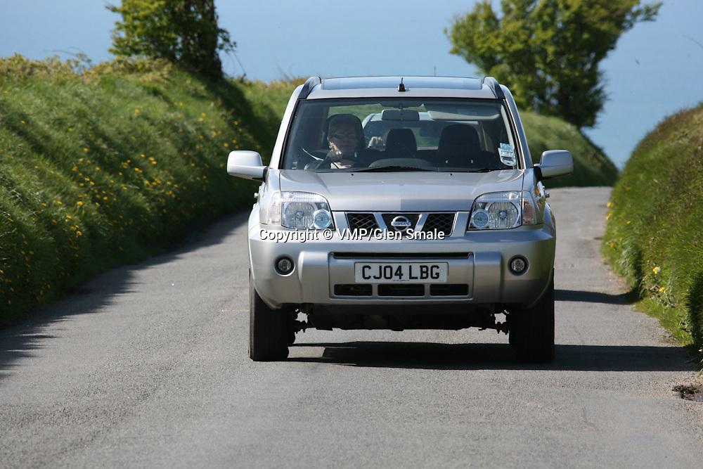 2004 Nissan X-Trail, Llangrannog Wales