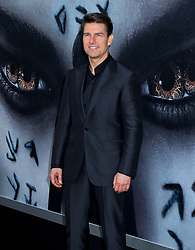 Stars attend 'The Mummy' premiere in New York City, NY. 06 Jun 2017 Pictured: Tom Cruise. Photo credit: MEGA TheMegaAgency.com +1 888 505 6342