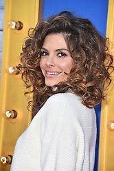 Maria Menounos attends the premiere of Universal Pictures' 'Sing' on December 3, 2016 in Los Angeles, California. Photo by Lionel Hahn/AbacaUsa.com